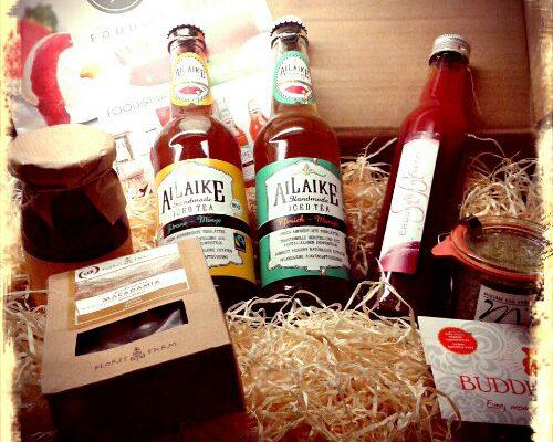 Die Foodist-Box im Mai