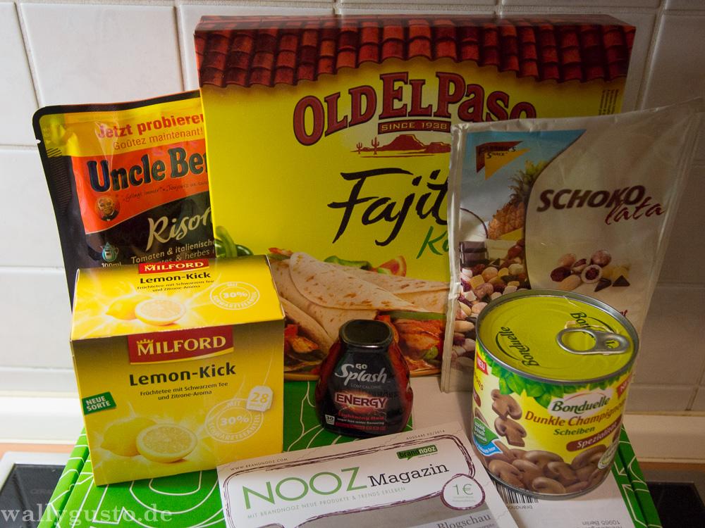 Die Brandnooz-Box im Januar 2014