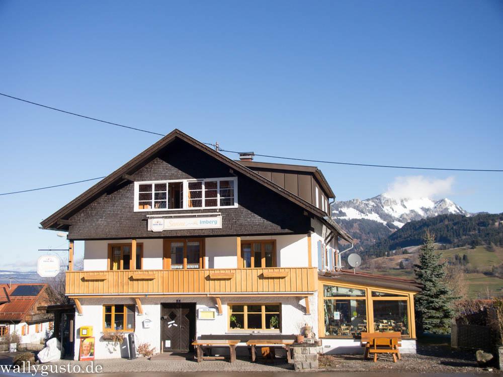 Berggasthof Sonne, Allägu