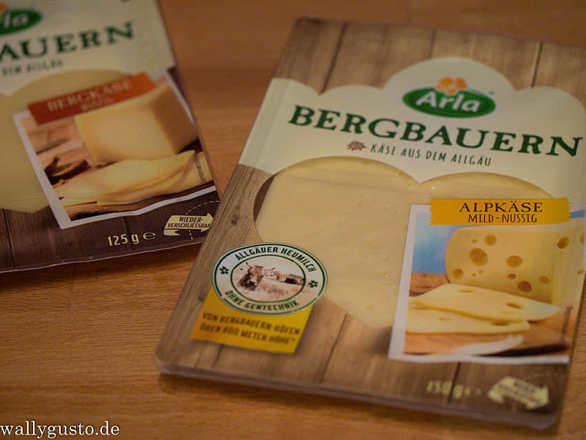 Arla Bergbauern Produkte