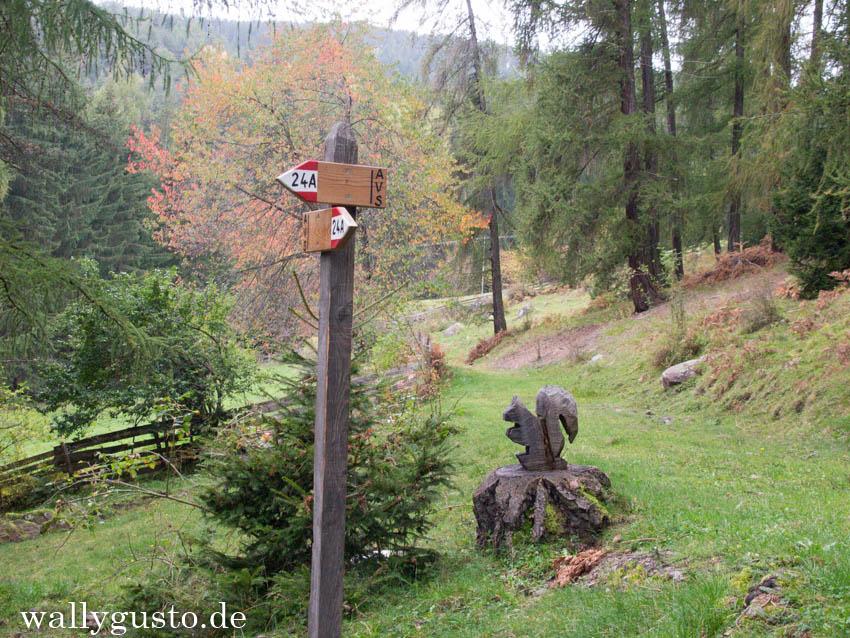 Schlemmerwandern in Südtirol