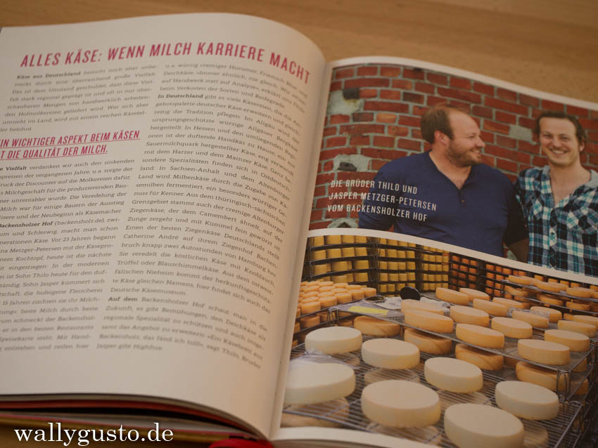 Tim Mälzer HEIMAT Alles Käse
