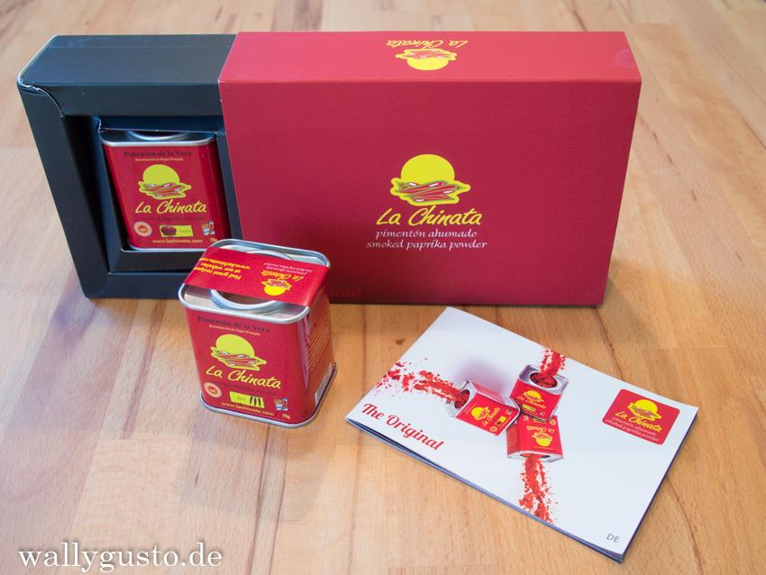 La Chinata Geschenkbox