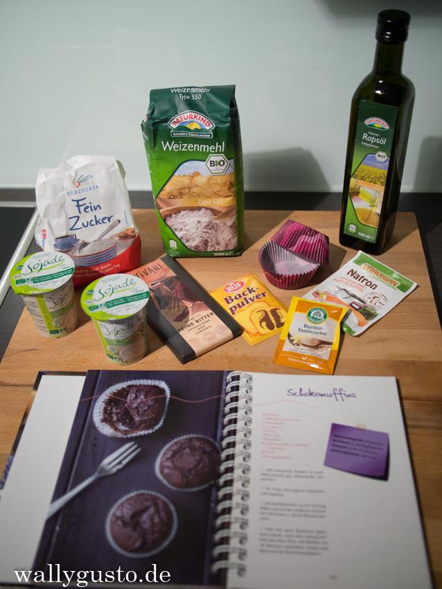 Vegan verführt Backbuch