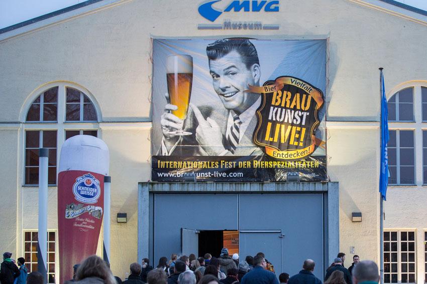 Braukunst Live MVG Museum