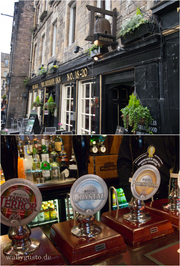 Beehive Inn Edinburgh