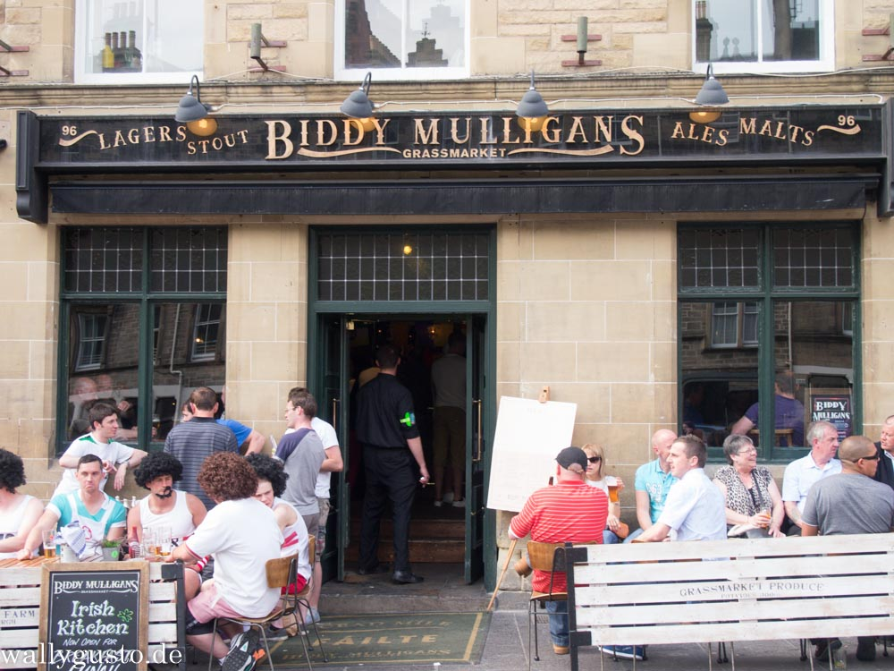 Biddy Mulligans Edinburgh