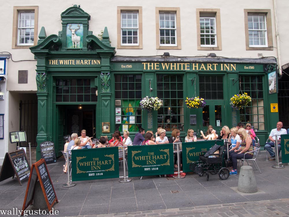 The White Hart Inn Edinburgh