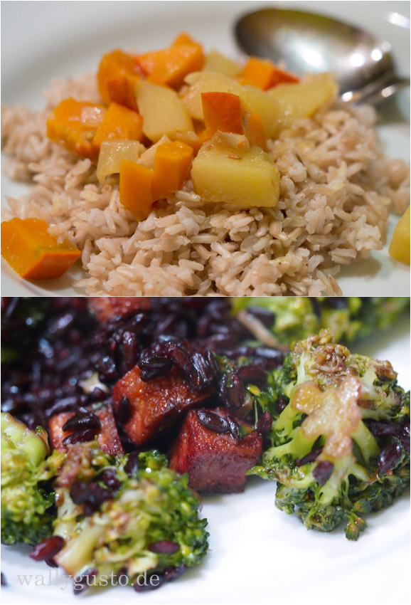 Reishunger Gerichte