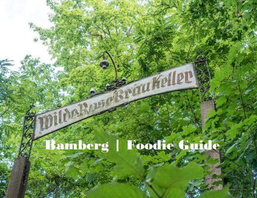 Bamberg Foodie Guide - BAMBERG kulinarisch – Von Burgen, Schächten & kleinen und großen Brocken (2)