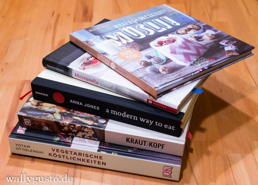 #ACookbookRecipeAWeek Jede Menge neue Kochbücher – und eine ganz besondere Challenge