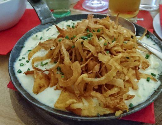 Aindorfer Hof | Käsespätzle