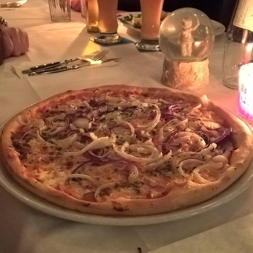 Alpenhof Pizza Terra