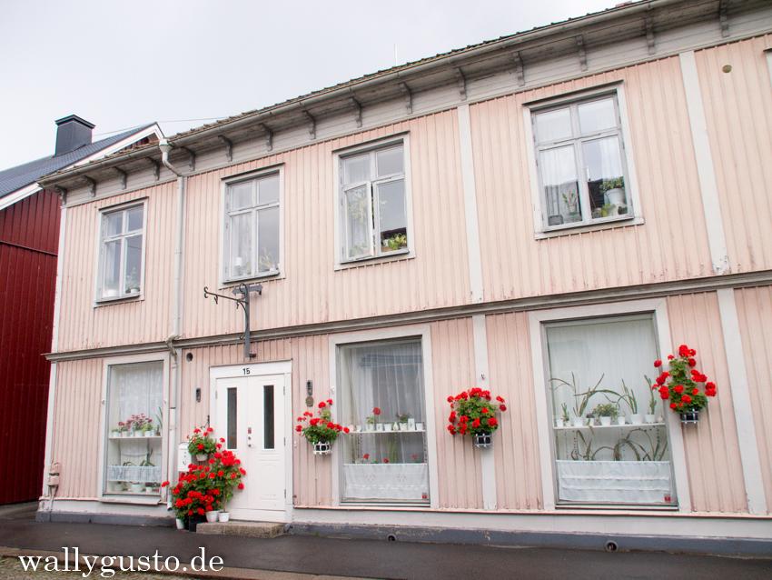 Holzhaus in Askersund