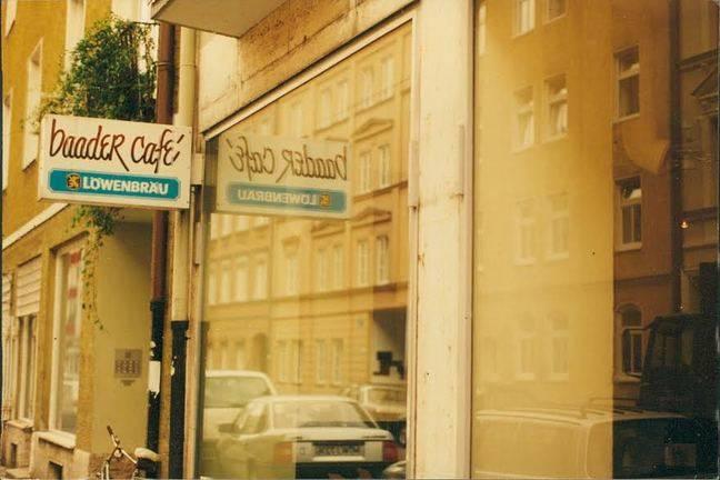 Baader Café München
