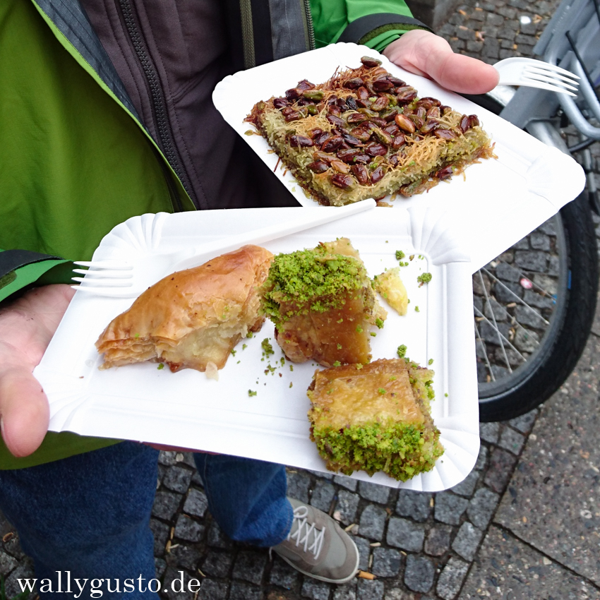 Baklava in Berlin