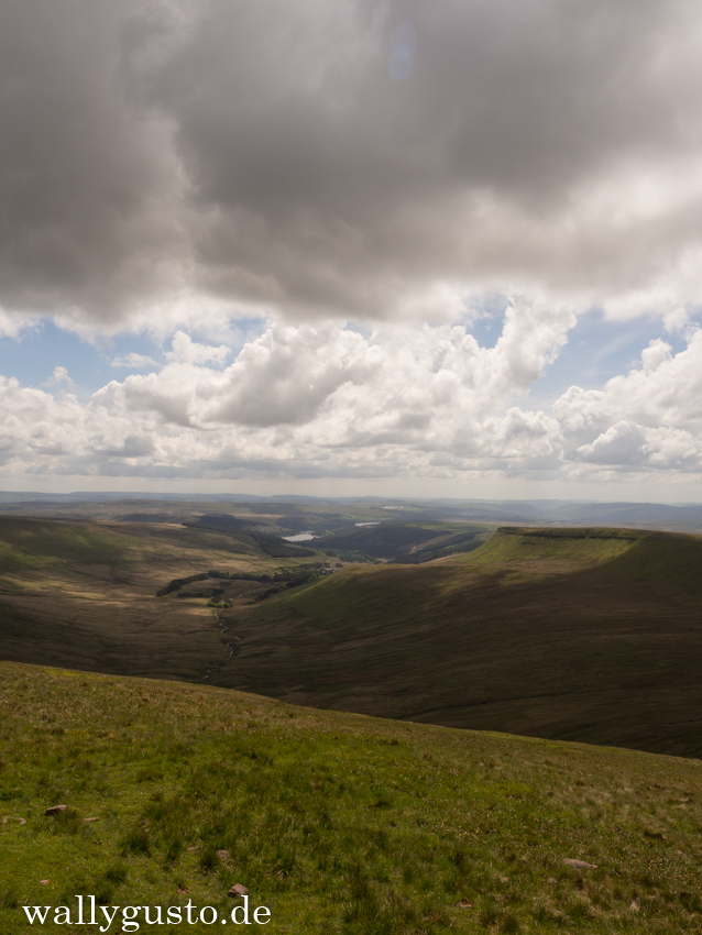 Beacons Hufeisen | Travel Guide Brecon Beacons Nationalpark (3)