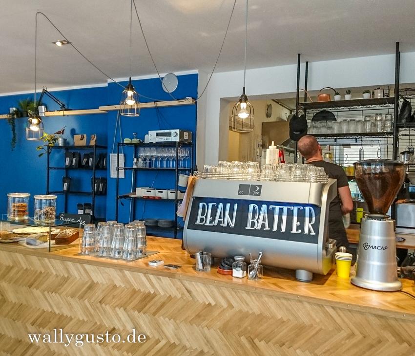 Bean Batter | Schwanthalerhöhe - Einer von vielen Gastrotipp auf www.wallygusto.de