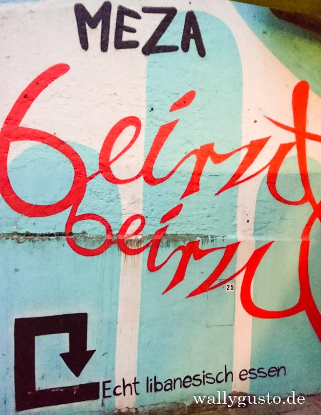 Beirutbeirut - Lecker Falafel essen in München (1)