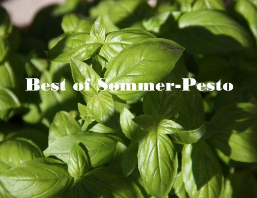 Best of Sommer-Pesto | Unser persönliche TOP 5