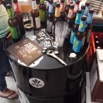 Impressionen von den Münchner Bierinseln