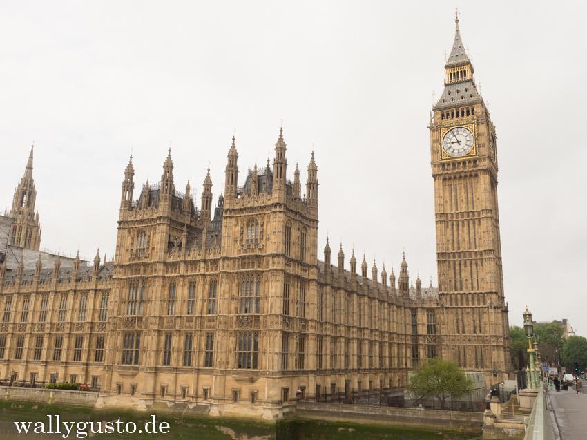 Big Ben - London & seine Sehenswürdigkeiten