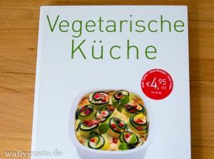 Blogger schenken Lesefreude 2016 - Vegetarische Küche