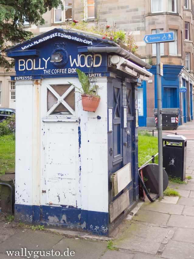 Bollywood The Coffee Box | Edinburgh