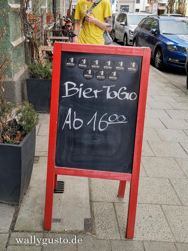 Brewsli - der Biermacher | Brewpub in Haidhausen - Gastrotipp auf www.wallygusto.de