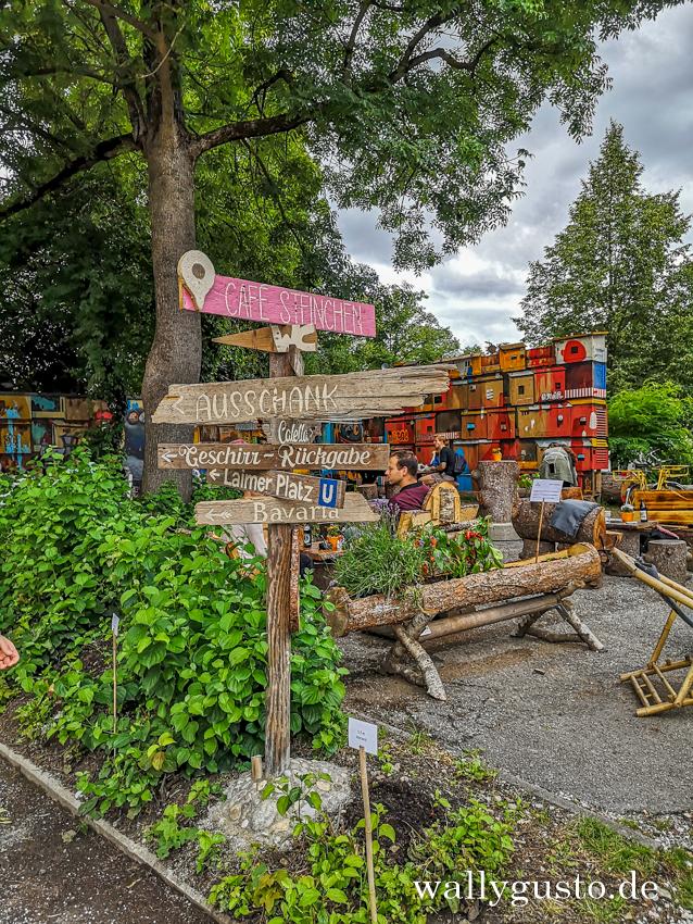 Das Cafe Steinchen in Laim | Gastrotipp auf www.wallygusto.de