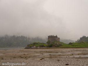 Castle Tioram - Schottland
