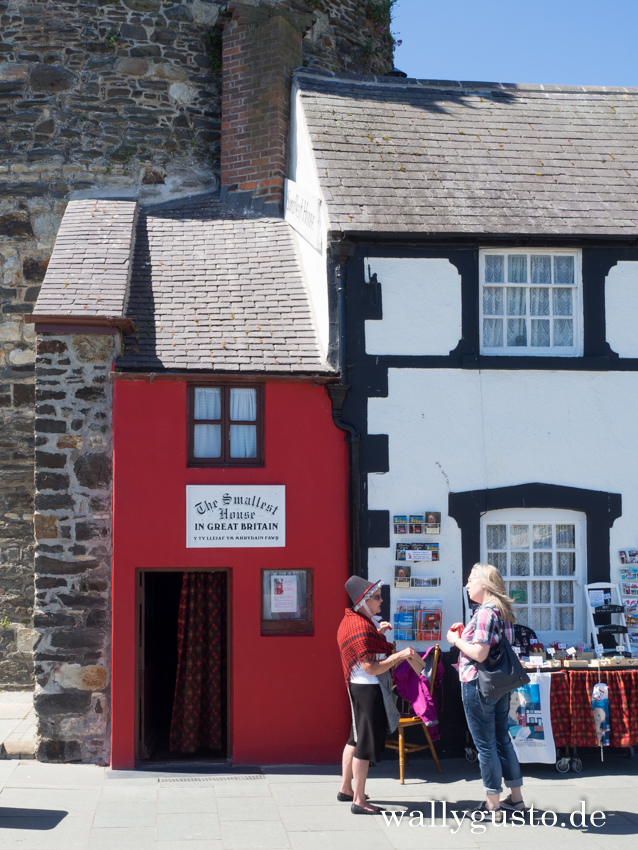 Das kleinste Haus Großbritanniens | Conwy
