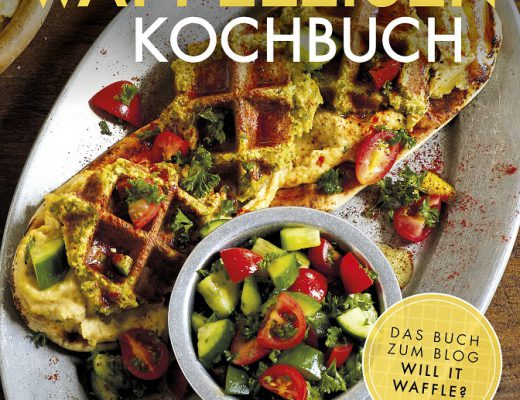 """""""Das Waffeleisen-Kochbuch"""" von Daniel Shumski"""