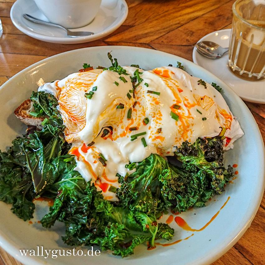 Dublin kulinarisch – Ein langes Wochenende in Irlands Hauptstadt | Frühstück im Meet me in the morning