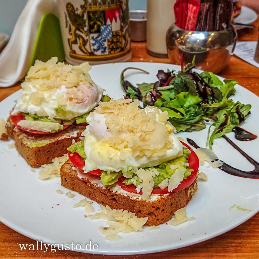Dublin kulinarisch – Ein langes Wochenende in Irlands Hauptstadt | Frühstück im The Wooden Whisk
