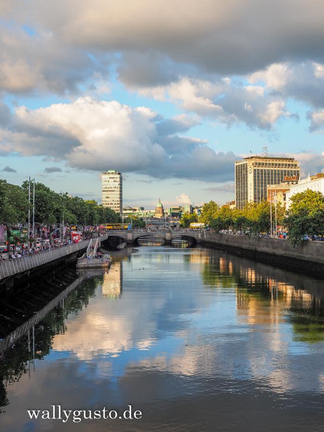 Dublin & seine Sehenswürdigkeiten – Ein langes Wochenende in Irlands Hauptstadt (1)