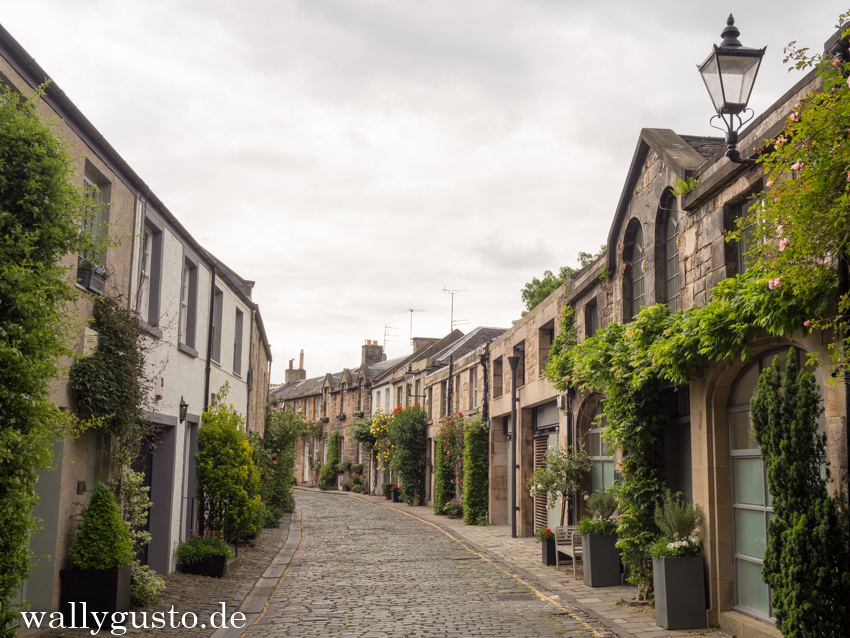 Edinburgh | Circus Lane