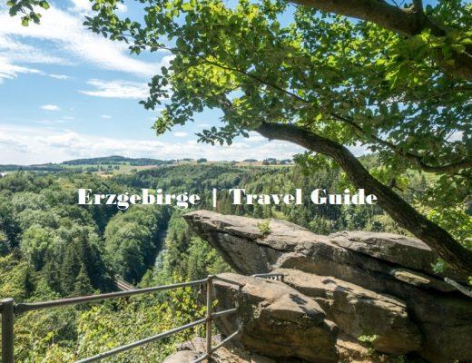 ERZGEBIRGE Travel Guide | Von Burgen, Schächten & kleinen und großen Brocken