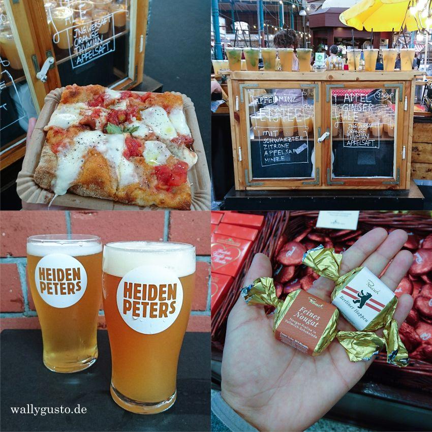 Essen auf die Hand in Berlin