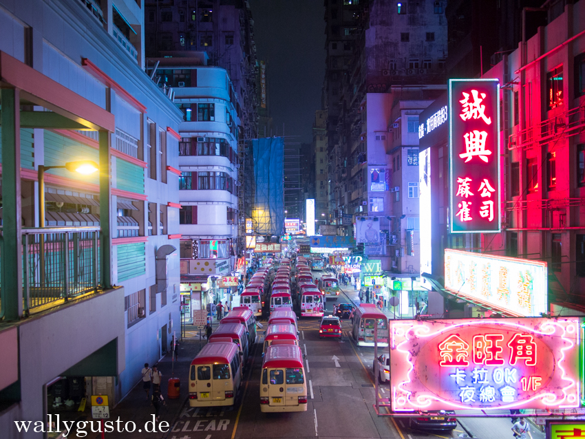 Fernweh Hongkong