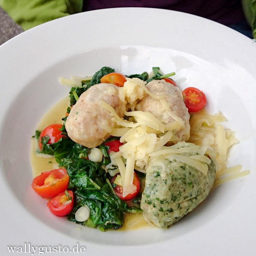 Moderne Alpenländische Küche Zu Füßen