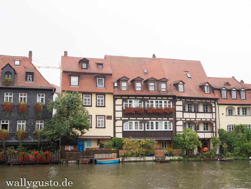Fraenkische Schweiz | Klein Venedig in Bamberg