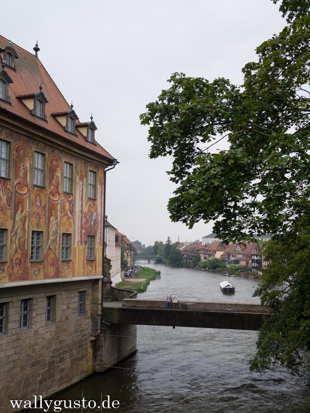 Fraenkische Schweiz | Neues Rathaus in Bamberg