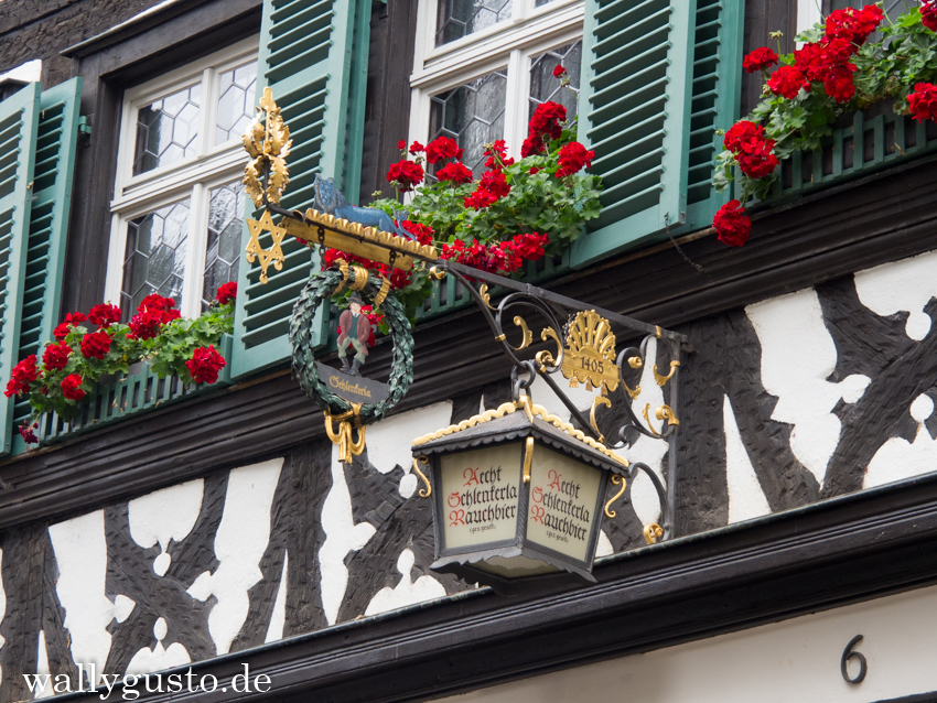 Fraenkische Schweiz | Schlenkerla in Bamberg | www.wallygusto.de