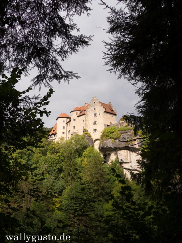 Fraenkische Schweiz | Burg Rabenstein | www.wallygusto.de