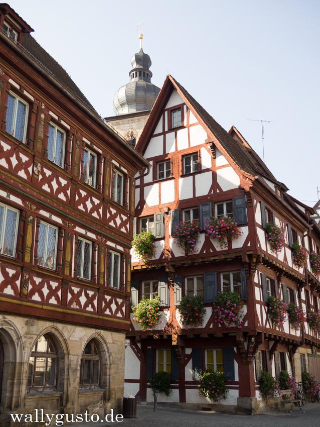 Fraenkische Schweiz | Forchheimer Rathaus | www.wallygusto.de