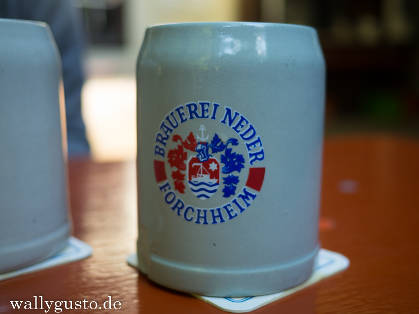 Fraenkische Schweiz | Neder-Keller in Forchheim | www.wallygusto.de