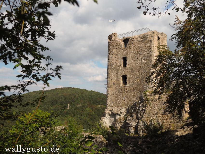 Fraenkische Schweiz | Ruine Neudeck | www.wallygusto.de