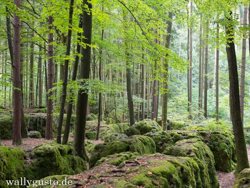 Fraenkische Schweiz | Druidenhain | www.wallygusto.de