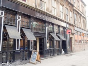 Glasgow Black Sparrow Pub